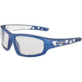 Rudy Project Airgrip Glasses blue metal matt/photo clear